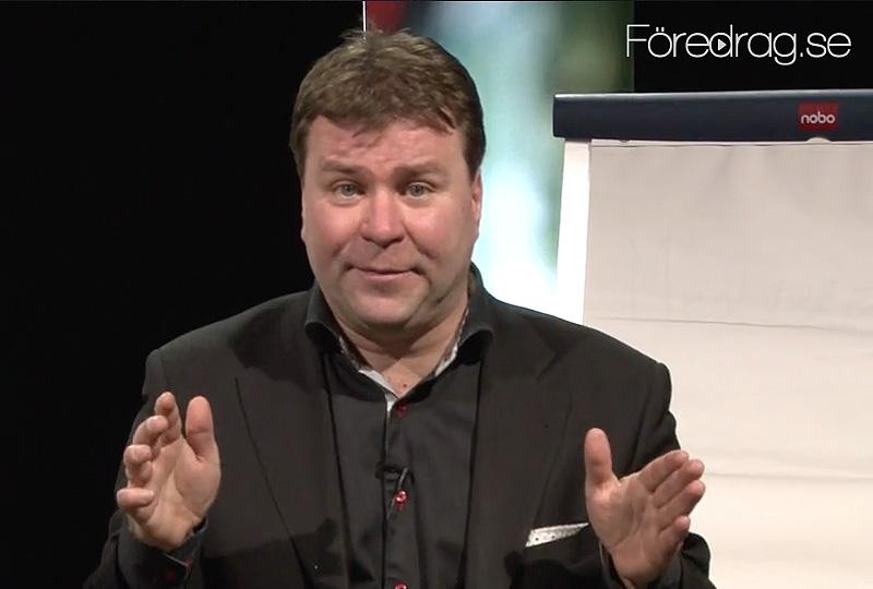 Stefan Lindström - Hur idéer kan skapas